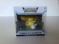 Funko A Day With Pikachu: Sparking Up A Celebration Pokemon Figure IN HAND