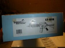 AIRSOFT Rifle Lancer Tactical LT-01B Carbine M4 Shorty In Box
