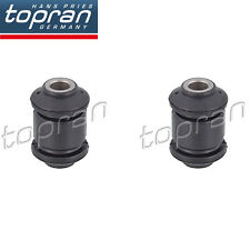 2x For Audi A1 A3 TT Roadster Front Axle Wishbone Bushes 191407182 & 357407182*