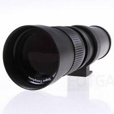 420-800Mm F/8.3-16 Telephoto Zoom Lens For Nikon Pentax Sony Dslr Cameras C6X7