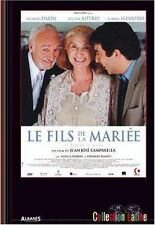 "DVD NEUF ""LE FILS DE LA MARIEE"" Natalia VERBEKE E. BLANCO / Juan Jose CAMPANELLA"