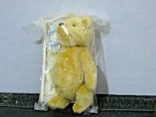 """Classique Winnie L'Ourson 3 """" Miniature Entièrement Coudé Nounours Ours GUND Nwt"""