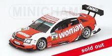 """Minichamps 1/43 2004 OPEL VECTRA GTS V8 DTM """"WOMAN"""" / SCHEIDER / HOLZER <z08>"""