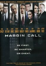 Margin Call [New DVD] Ac-3/Dolby Digital, Dolby, Subtitled, Widescreen