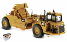 CAT 1/50 Caterpillar 613G Wheel Tractor-scraper Vehicle Model 85235 Diecast Toy