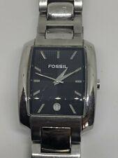 Vintage Fossil Arkitekt Stainless Steel Water Resistant Watch