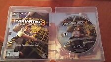 Uncharted 3: Drake's Deception (Sony PlayStation 3)