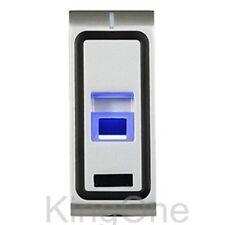 Metal Waterproof Biometric RFID 125KHZ Fingerprint Access Controller Door Reader