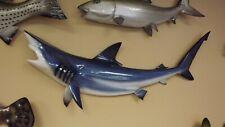 "47"" Blue Blacktip Shark Mount Fish Replica - Top Quality, Low Price Guarantee"