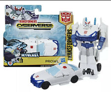 Transformers Action Attackers 1 Step Changer Prowl FAST SAME DAY SHIPPING!