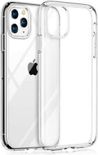iPhone 11 Pro Transparent Silicon Case - Hoesje