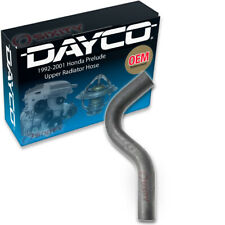 Dayco Upper Radiator Hose for 1992-2001 Honda Prelude 2.3L 2.2L L4 - Engine fr