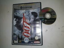 Gamecube JAMES BOND 007 EVERYTHING OR NOTHING Nintendo Game Cube Wii Classic N *