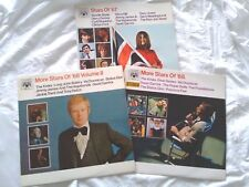 Stars of 67 and 68 X3 superb condition