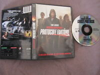 Mission : Impossible Protocole fantôme de Brad Bird avec Tom Cruise, DVD, Action