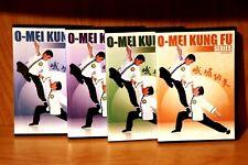 Tony Chen's O-mei Kung Fu Series (4 DVD Set)