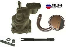 "MELLING M155 Oil Pump+3/4"" Screen+Shaft+Stud for Chevy SB 305 350 5.7 LT1 93-02"