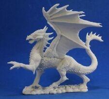 Reaper Bones 77329 Silver Dragon