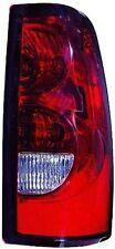 2003 Chevrolet Silverado Pickup Passengers side RH Tail lamp unit