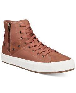 Levi's Men's Zip Ex L High-Top Sneakers British Tan 11 M - NWB