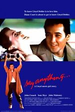 Say Anything Large Poster  24inx36in