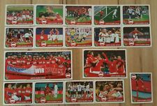 Panini Euro 2016, Sondersticker A1-A20 exclusive austrian Poster Stickers