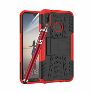 Case for Huawei P20 Lite Phone Heavy Duty Shockproof Armor Back P20 Lite Cover