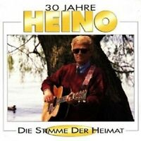 HEINO - 30 JAHRE HEINO-DIE STIMME DER HEIMAT 2 CD 32 TRACKS SCHLAGER NEU
