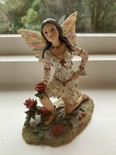 """The Leonardo Collection """"THE PERFECT ROSE"""" Fairy/Faerie by Christine Haworth"""