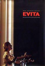 Evita Soundtrack 24x36 Promo Movie Poster Madonna