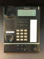 Panasonic KX-NT136 IP System Phone Black