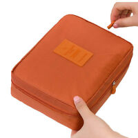 New Cosmetic Bag Makeup Case Travel Wash Beauty Toiletry Organizer Storage Pouch