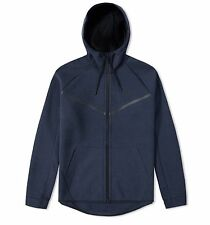 Nike Tech Fleece Men's Windrunner 'Obsidian Heather' (M) 805144 473