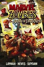 Marvel Zombies vs. Army Of Darkness TPB