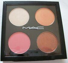 MAC Shop MAC Cook MAC Call Me Bubbles Eyeshadow Quad Palette AUTHENTIC