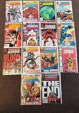 Thunderstrike # 1,2,3,4,5,6,7,8,9,11,13,15,22,24 Thor lot Marvel Comics VF/NM