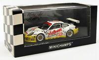 Minichamps 1/43 Scale Model Car 400 026923 - Porsche 911 GT3R Sebring 12h