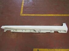 VOLVO C30 2010-12 NEARSIDE SILL TRIM (614 ICE WHITE SOLID R-DESIGN)  #2803V/U