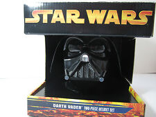 NEW NIB Star Wars DARTH VADER Helmet Signed Autograph Dave Prowse ESB ROTJ NICE