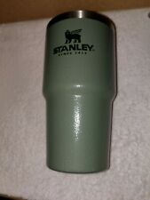 STANLEY ADVENTURE GREEN  20 OZ  TRAVEL THERMOS MUG NEW WITHOUT TAG