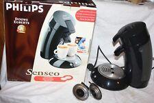 Senseo Kaffepadmaschine HD7810 /60 gereinigt und entkalkt 2 Tassen + Padhalter