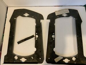 Austin Morris Princess Wedge Genuine Headlamp Panels Pair D213 139 D213 138 Nos