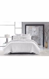 Hotel Collection Olympia King Comforter Color White $500