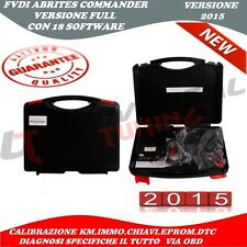 FVDI 2015 COMMANDER FULL PROGRAMMATORE CHILOMETRI CHIAVI VIA OBD  + 18 SOFTWARE