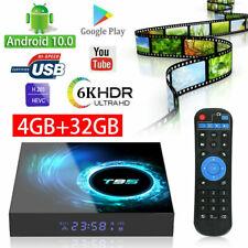 2020 NEW T95 Android 10.0 TV Box 4GB+32GB Quad Core HD Media Player WIFI HDMI