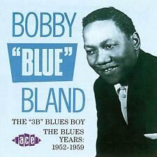 """Bobby """"Blue"""" Bland - The """"3B"""" Blues Boy (CDCHD 302)"""