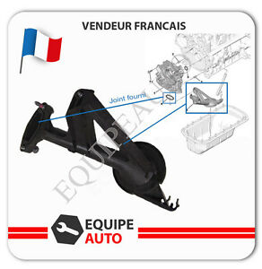 Crepine pompe a huile Peugeot 206 307 407 partner 1.6 hdi 1018.66 101866