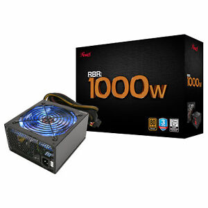 Rosewill BRONZE Series RBR1000-M 1000W 80Plus Bronze Certified Power Supply