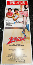 ZAPPED! '82 MINT SCOTT BAIO, WILLIE AMES CULT COMEDY INSERT FILM POSTER!