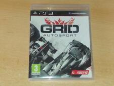 Grid Autosport PS3 Playstation 3 ** ** GRATIS UK FRANQUEO